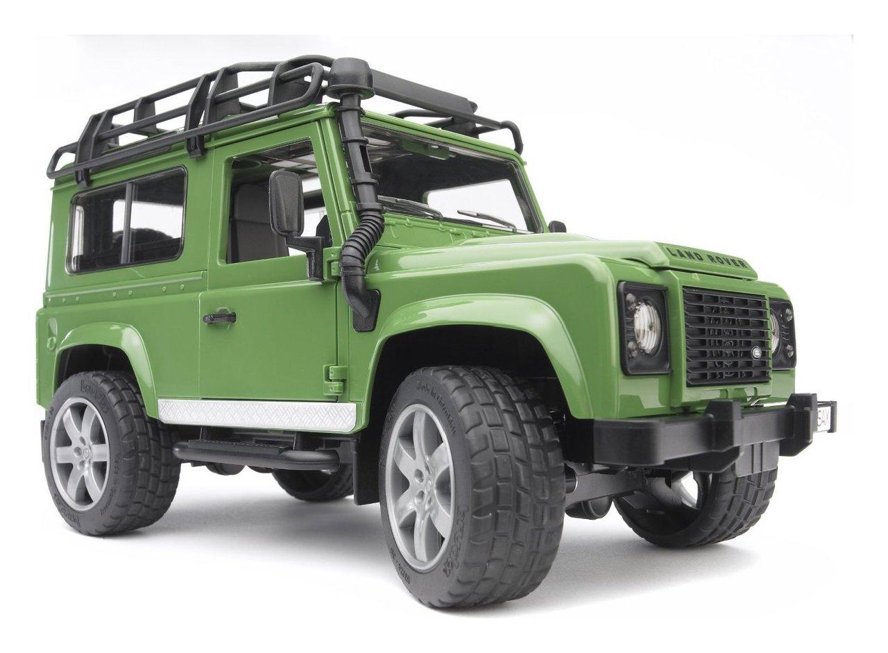 Auto Bruder Defender 1: 16 Land Rover 02590 Da 5 a 7 Anni