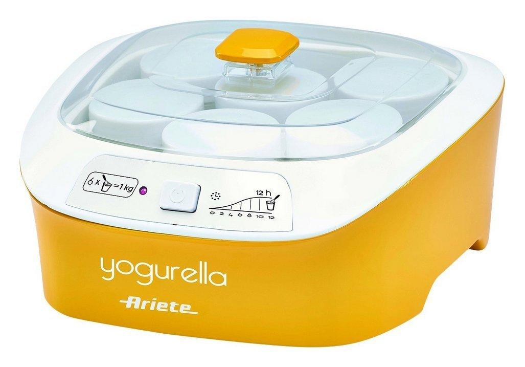 Yogurtiera YOGURELLA - 626 con 6 vasetti produzione Cod.9029391 - Ariete