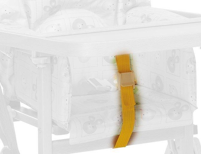 Cinghietta sparti gambe  per seggiolone  Cod.9029825 - Foppapedretti Infanzia