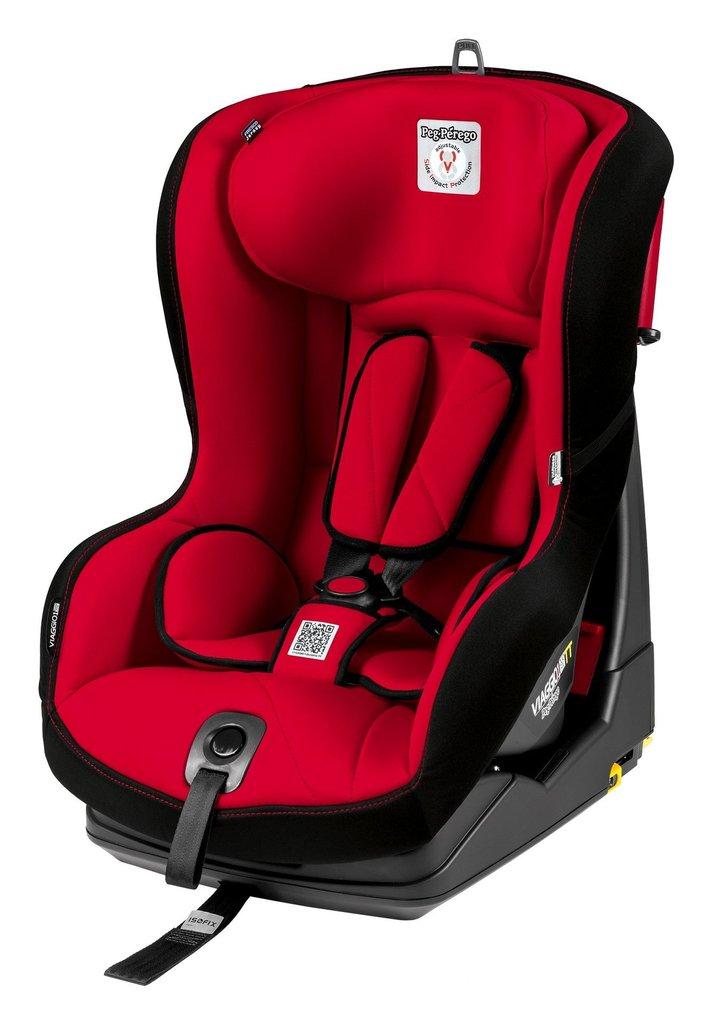 Autoseggiolone Viaggio1 DuoFix TT K. Rouge 09 - 18 kg Cod.9029271 - Peg Perego