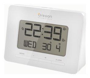 Sveglia RM-938-WH con diplay digitale - Bianco Cod.9030131 - Oregon Scientific