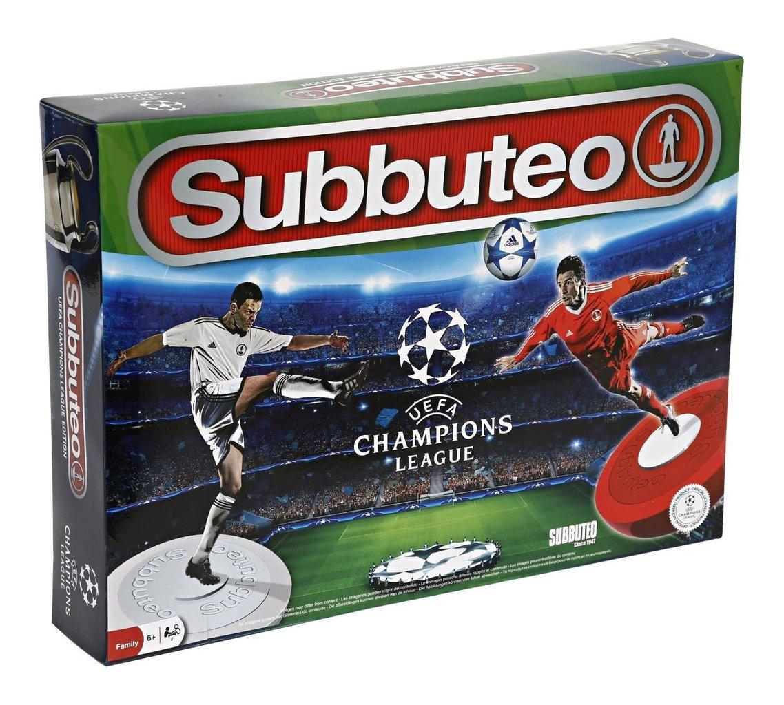 Calcetto Giochi Preziosi Champions con due squadre Subbuteo 03082