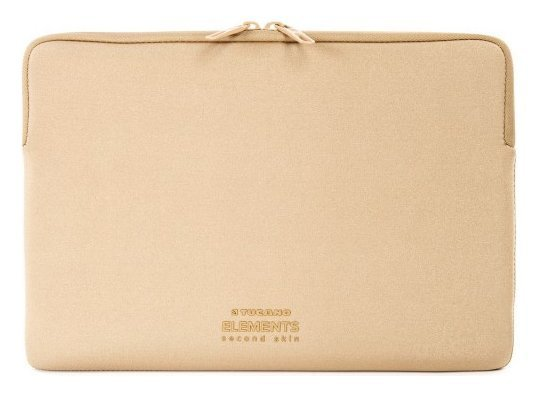 "Sleeve ELEMENTS SECOND SKIN - 12"" BF-E-MB12-GO - Notebook  Cod.9030213 - Tucano"