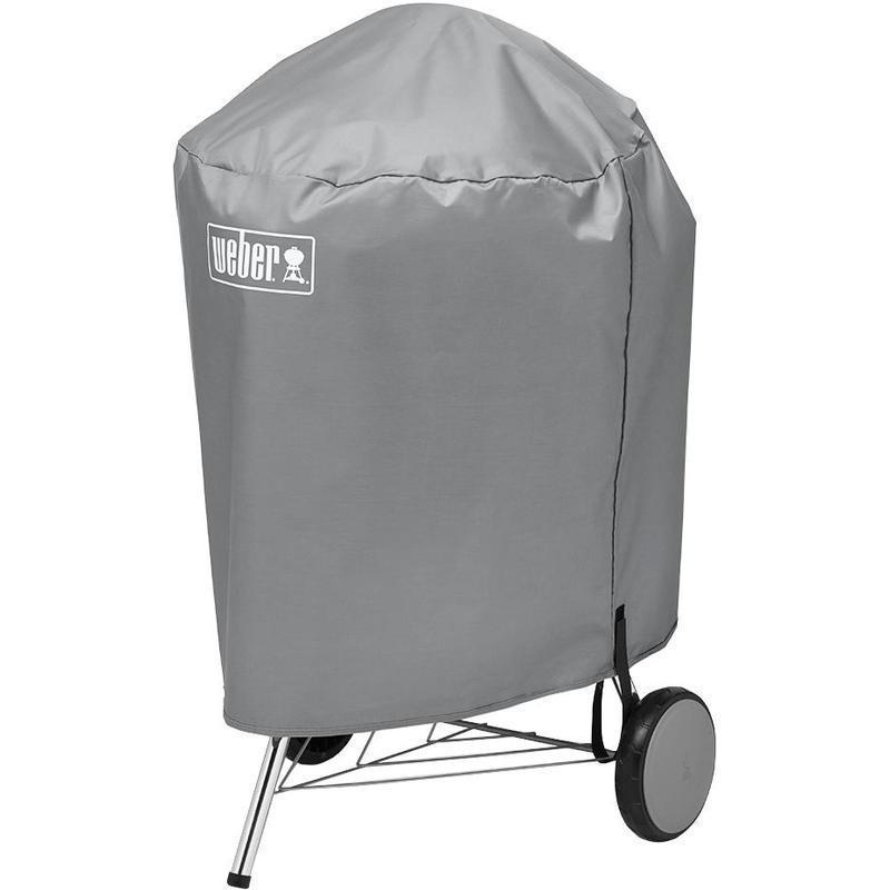 Custodia standard per barbecue a carbone grigia Ø 57 cm 7176