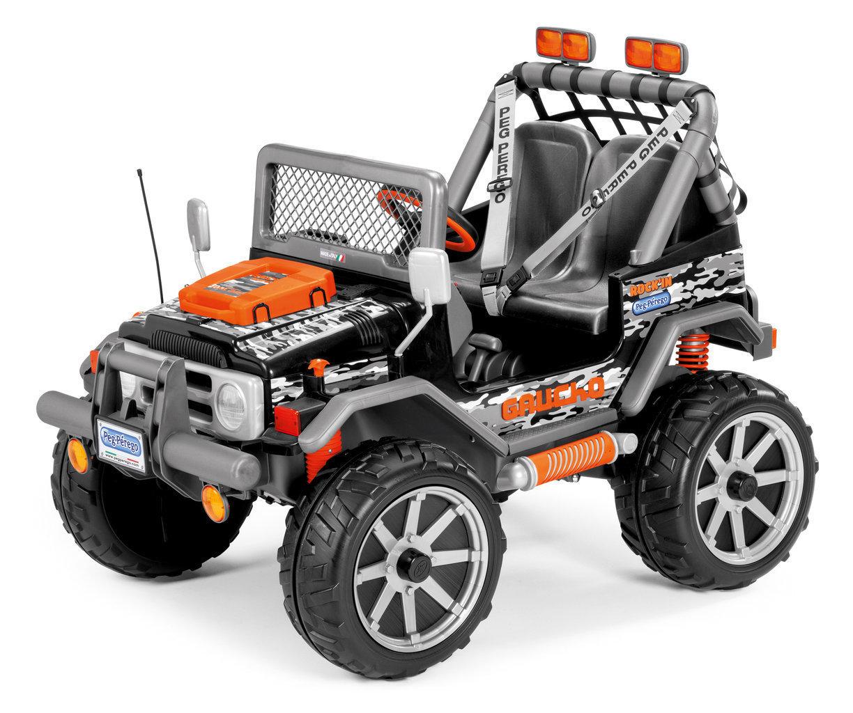 Auto elettrica Gaucho Rock'in 2 motori 12 volt Igod0075 Cod.9029242 - Peg Perego