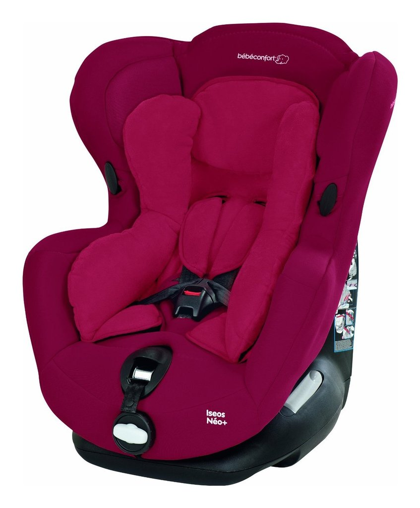 Autoseggiolone Iseos Neo Plus Red 85218140 00 - 18 kg  Cod.9029458 - Bébéconfort