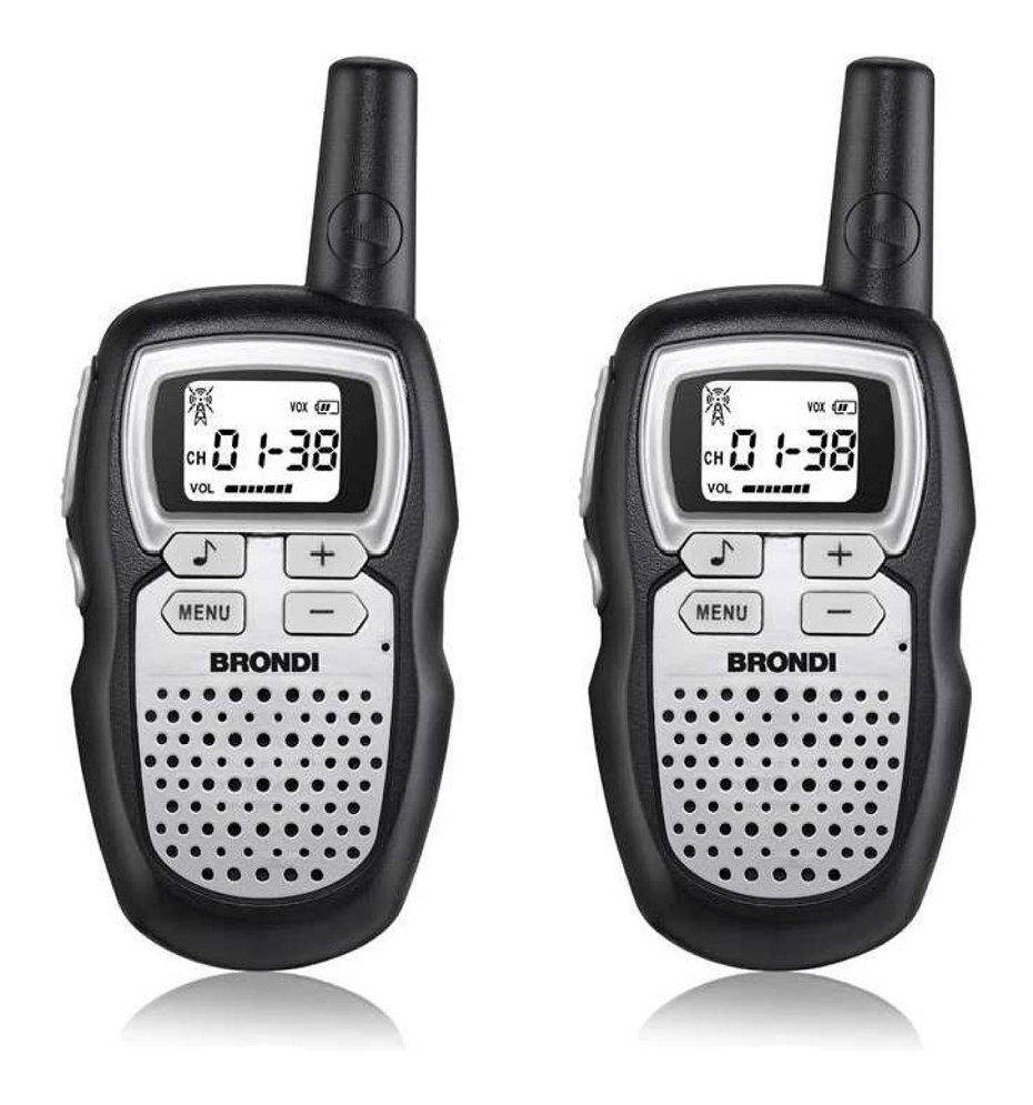 Ricetrasmittente - FX COMPACT SPORT S S-PMR446 FXCOMPACTS  Cod.9029674 -  Brondi