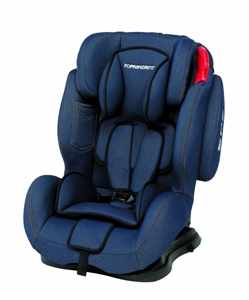 Autoseggiolone Dinamic Jeans 38420 9-36 kg  Cod.9029835 - Foppapedretti Infanzia