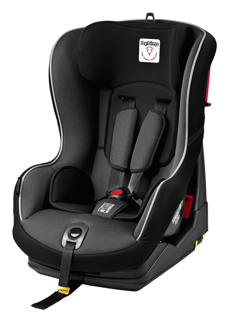 Autoseggiolone Auto Viaggio1. DuoFix TT K. Black - 18 kg Cod.9029270 - Peg Perego