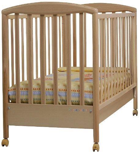 Lettino Lucy in legno colore Naturale 170203  Cod.9029842 - Foppapedretti Infanzia