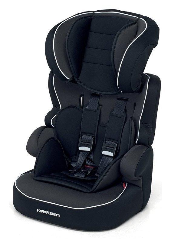 Autoseggiolone Babyroad Noir 327100 09-36 Kg _Cod. 9029868_Foppapedretti Infanzia
