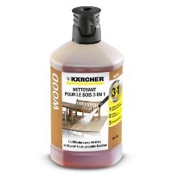 Karcher Detergente per legno 3 in 1 per idropulitrici acqua fredda 6.295-757.0