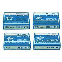Confezione 4000 punti metallici 4 mm per graffatrice  Zenith 590 e 548 130/E Cod.9030459 - Balma