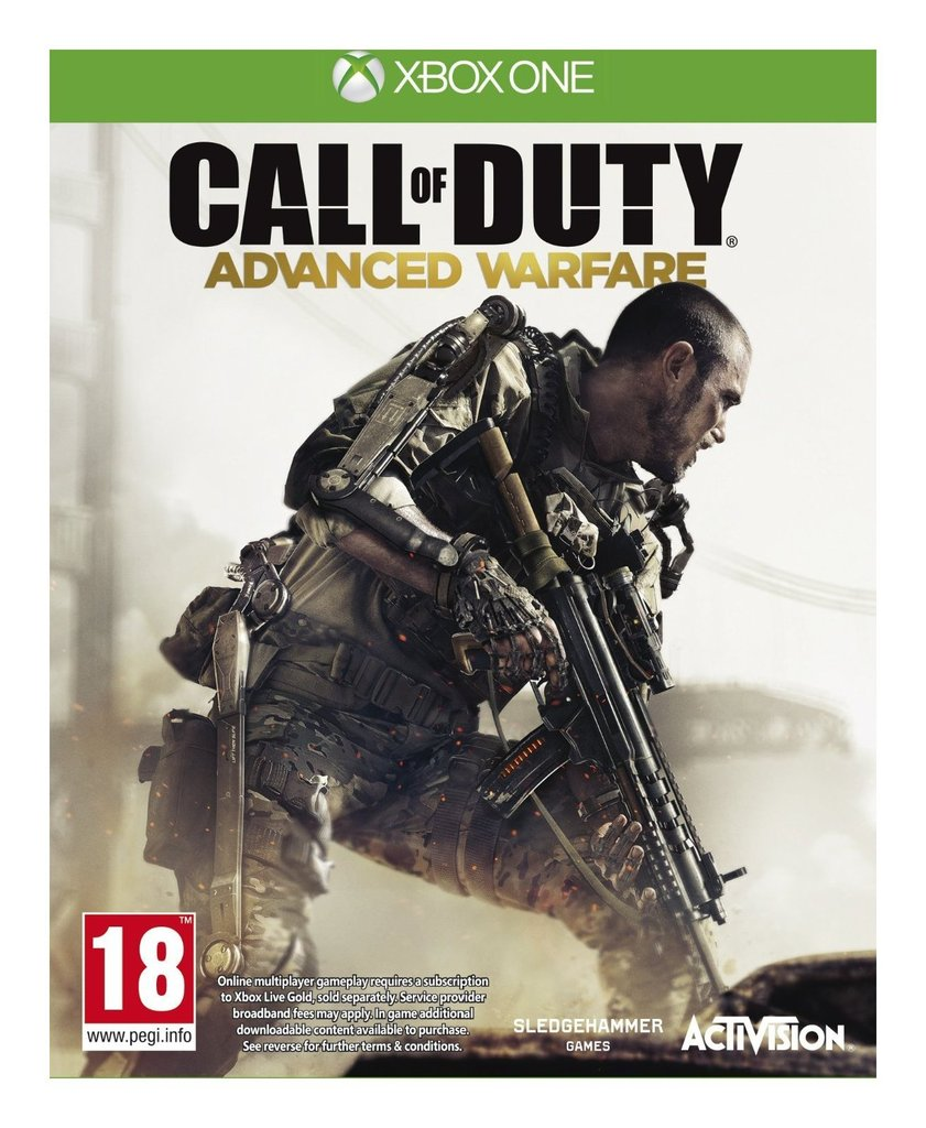 Xbox One Call of Duty: Advanced Warfare FPS - 18 87268IT Cod.9030693 - Activision