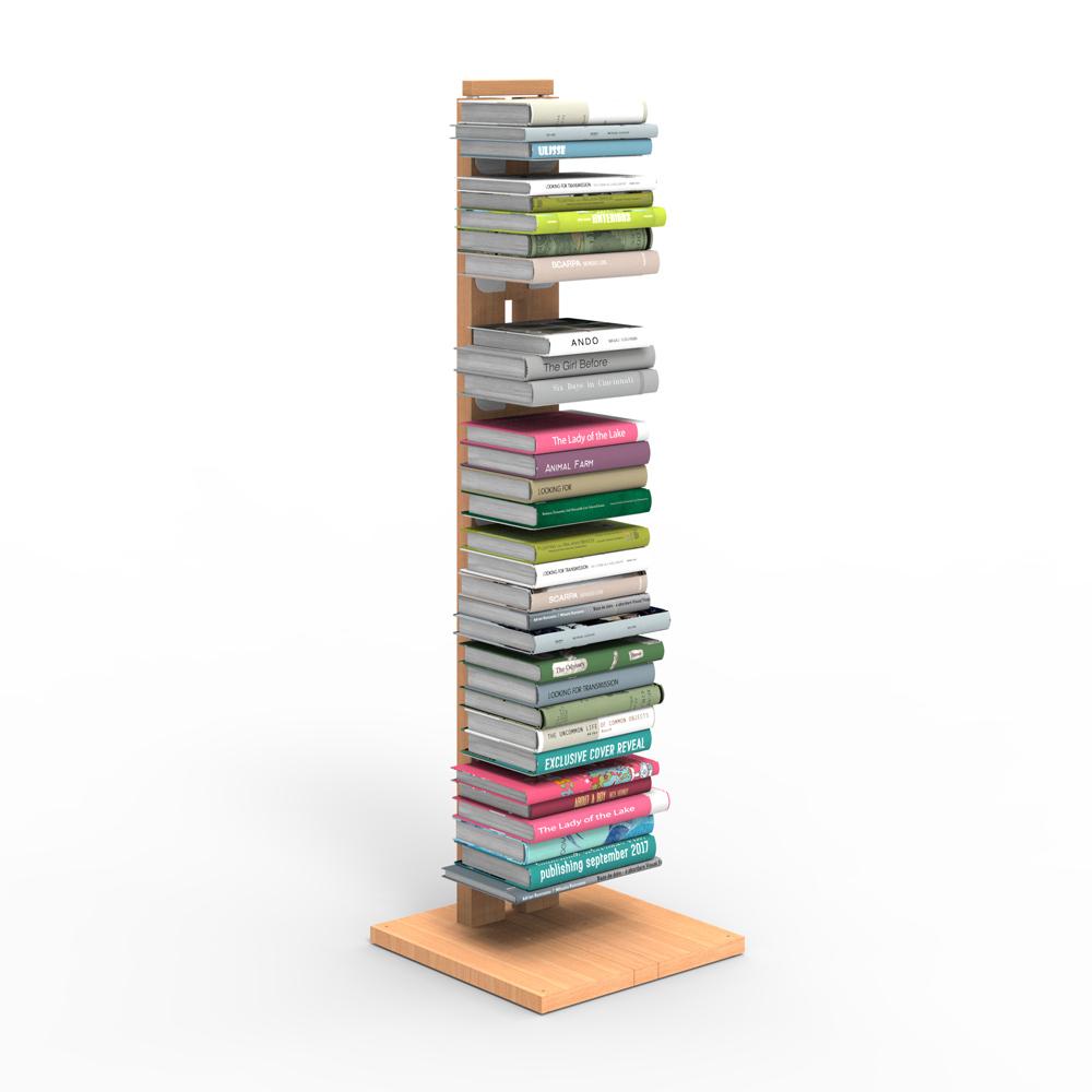 Zia Ortensia |  bibliothèque à colonne | h 105 cm