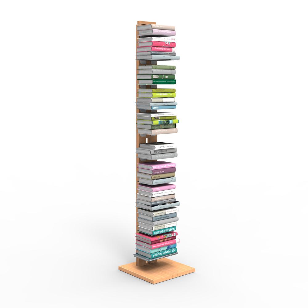 Zia Ortensia |  bibliothèque à colonne | h 150 cm