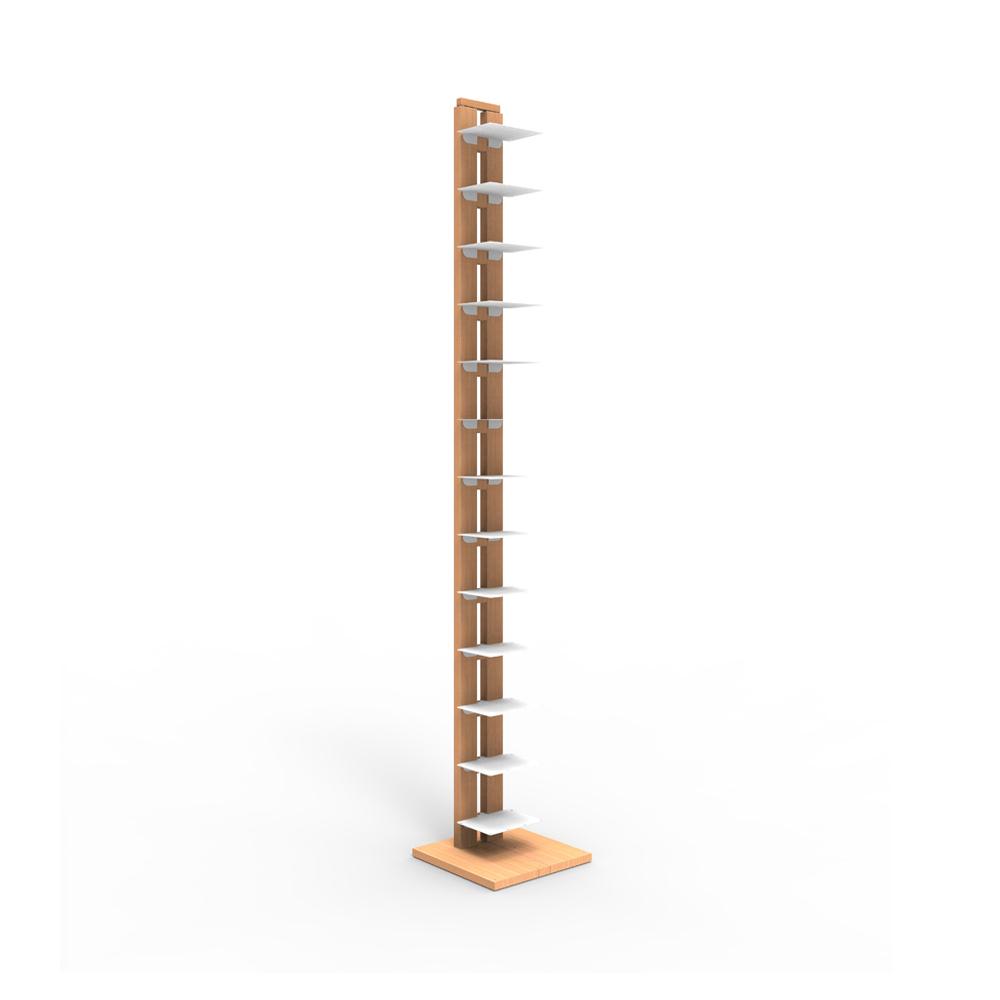 Zia Ortensia |  bibliothèque à colonne | h 195 cm