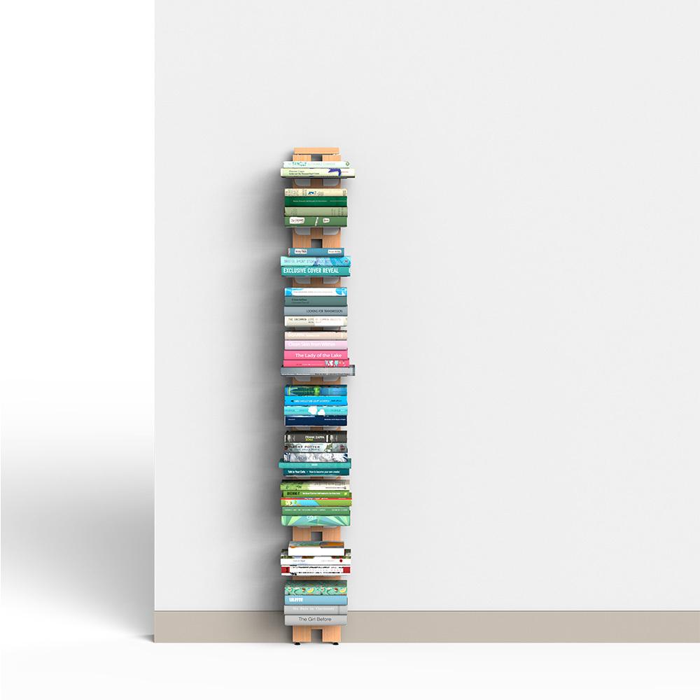 Zia Ortensia | bibliothèque à mur | h 150 cm