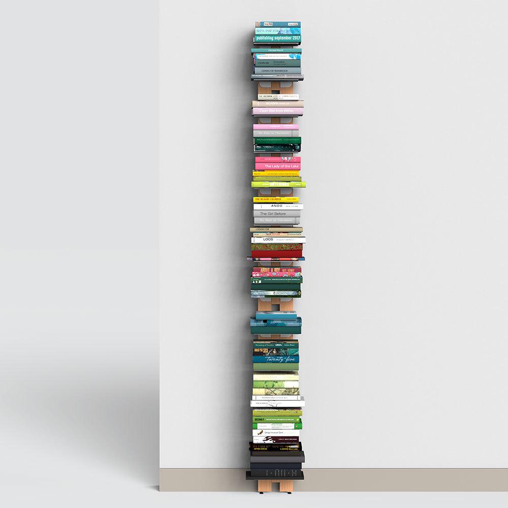 Zia Ortensia | bibliothèque à mur | h 195 cm