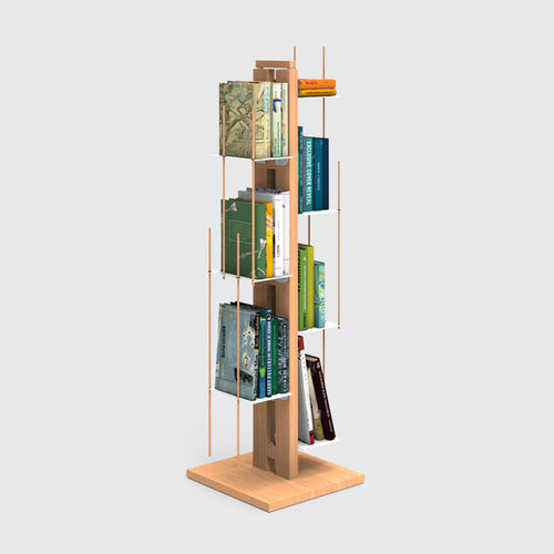 Zia Veronica | libreria a colonna | h 105 cm