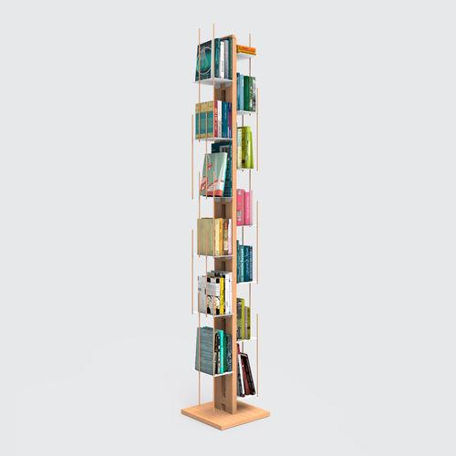 Zia Veronica | libreria a colonna | h 195 cm