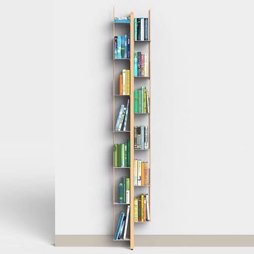Zia Veronica | libreria a parete | h 195 cm
