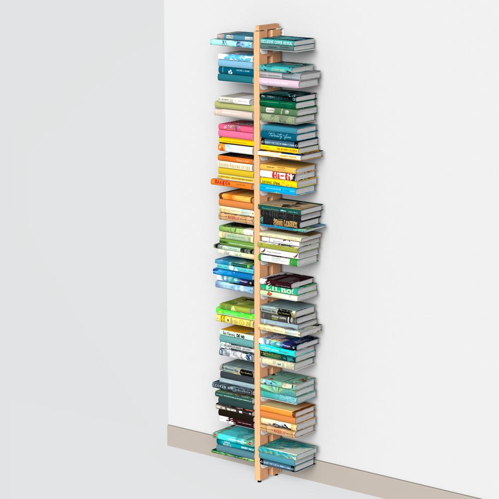 Zia Bice | libreria a parete | h 195 cm