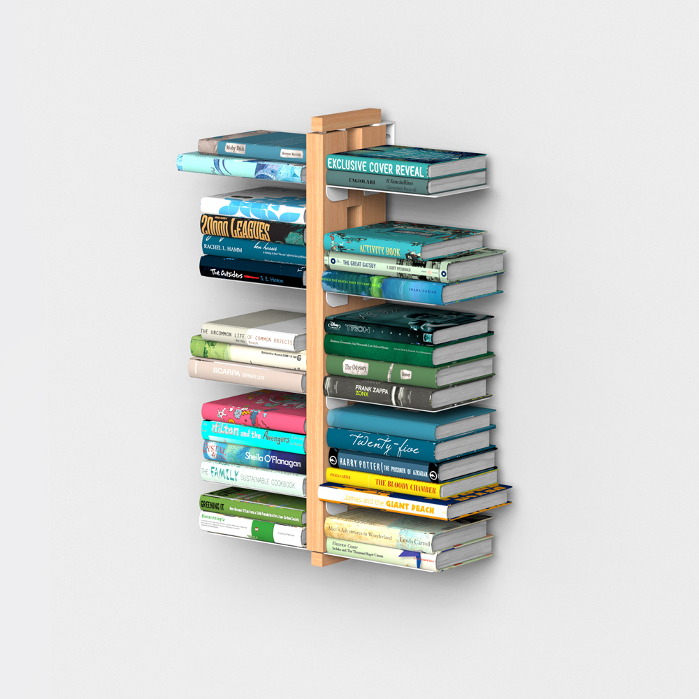 Zia Bice | libreria sospesa | h 60 cm