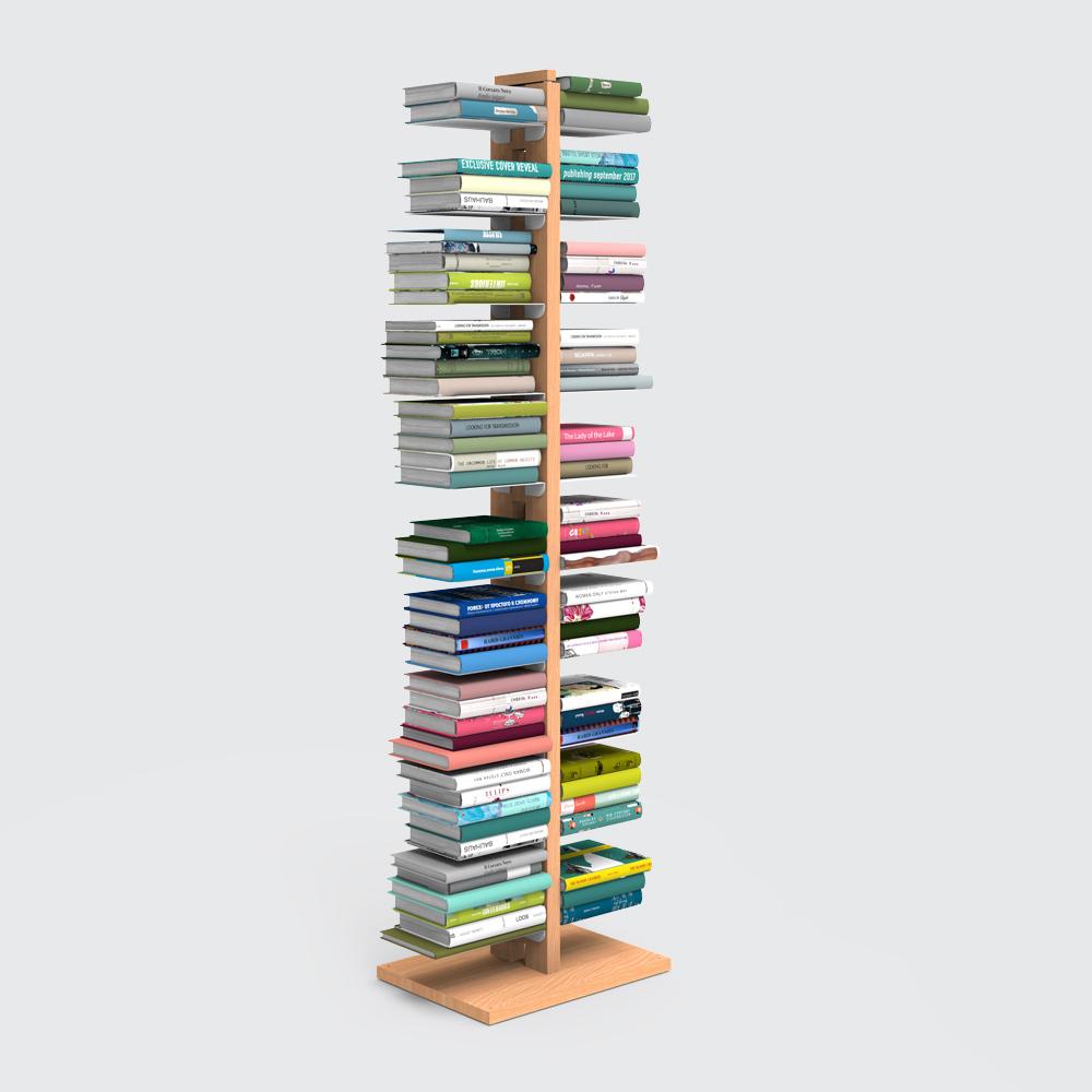 Zia Bice | libreria a colonna | h 150 cm