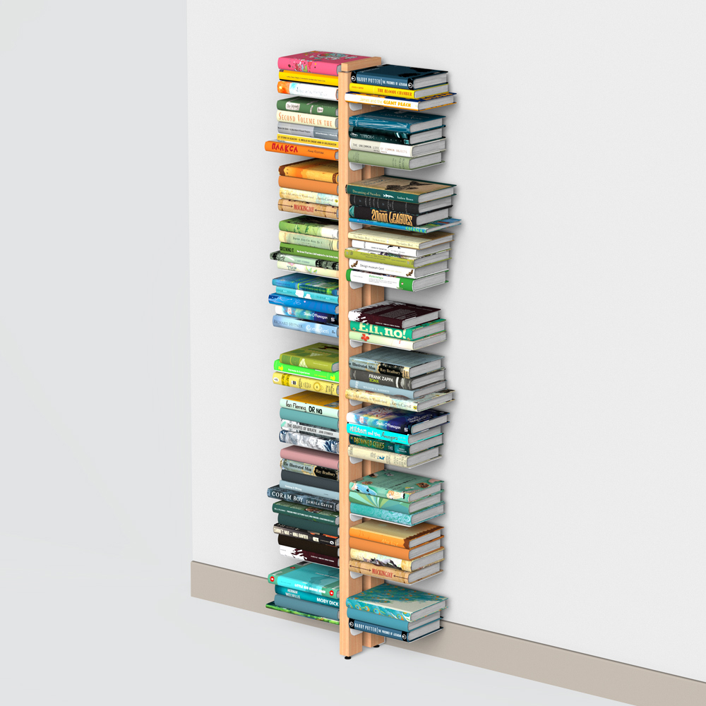 Zia Bice | libreria a parete | h  150 cm