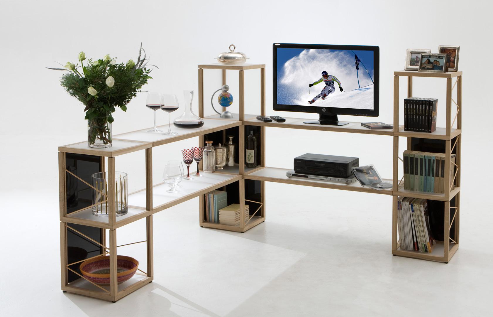 Babele |  modular system | Castle hypothesis 4