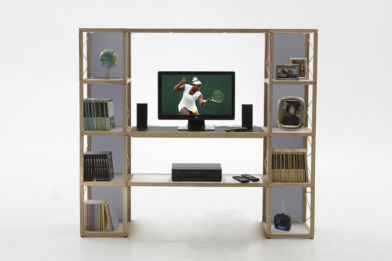 Babele |  modular system | Castle hypothesis 5