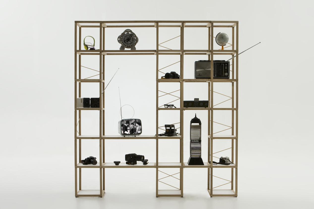 Babele |  modular system | Castle hypothesis 12