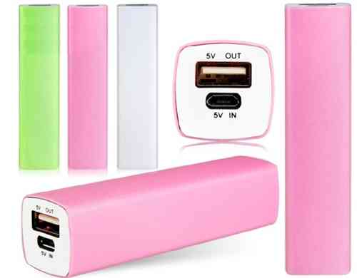 POWER BANK 2800 mAh SMARTPHONE SAMSUNG NOKIA IPHONE