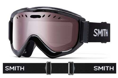 Maschera da Sci SMITH KNOWLEDGE OTG NERO S2 IGNITOR