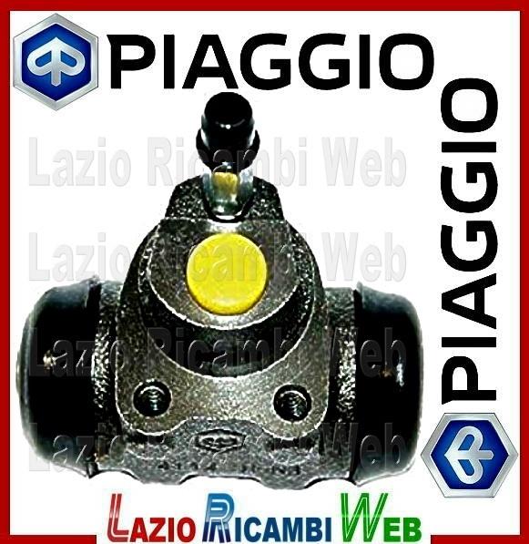 CILINDRETTI FRENO NIFO PER PIAGGIO APE TM P 703V KIT COMPLETO GANASCE