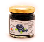 Blueberry jam small jar