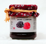 Blackberries and Raspberries Jam