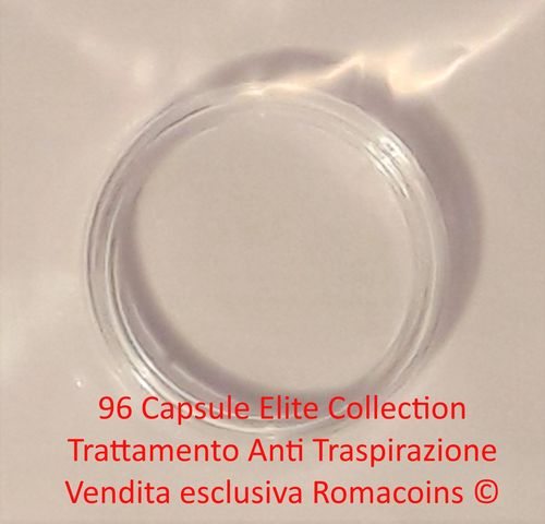96 Capsule per 2 Euro Elite Collection Anti Traspirazione