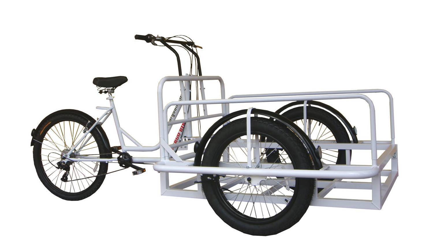 ROMA Work Tricycle Bike Cargo