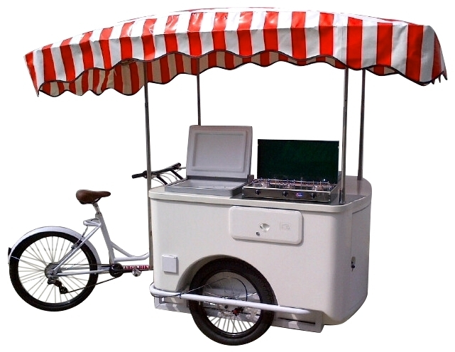 STREET FOOD BIKE BIG FOOT BASIC Roma