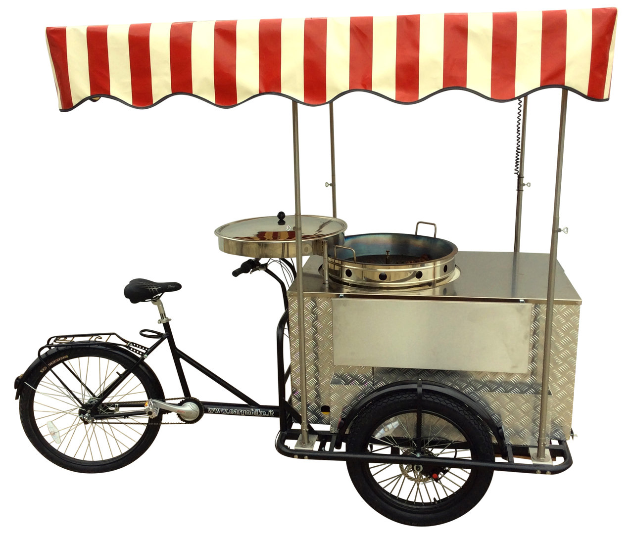 ROAST CHESTNUT CART DLX Tricycle