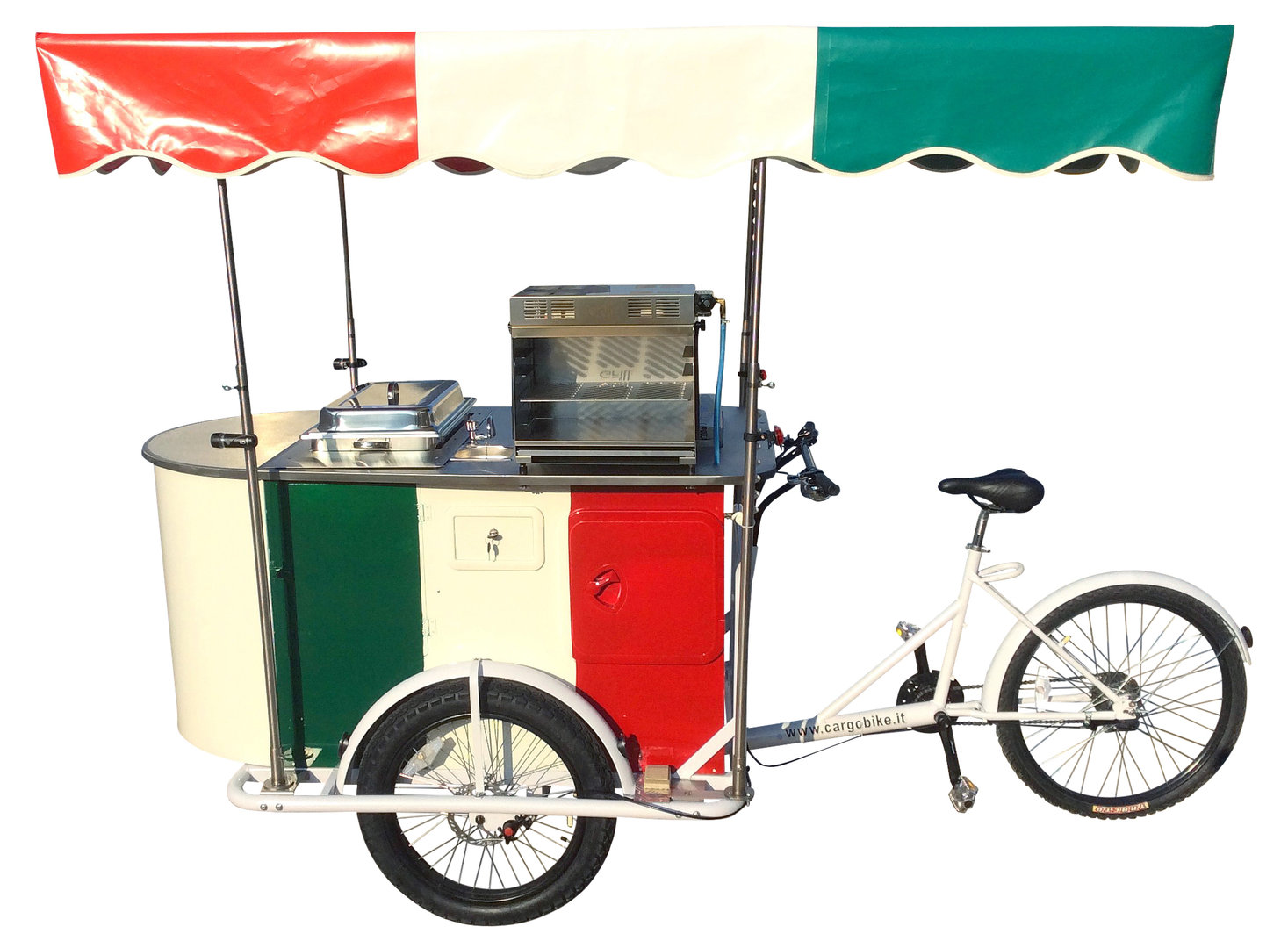 STREET FOOD BIKE REVIVAL BASIC