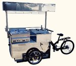 STREET FOOD BIKE CICLO CHEF DE LUX BASIC