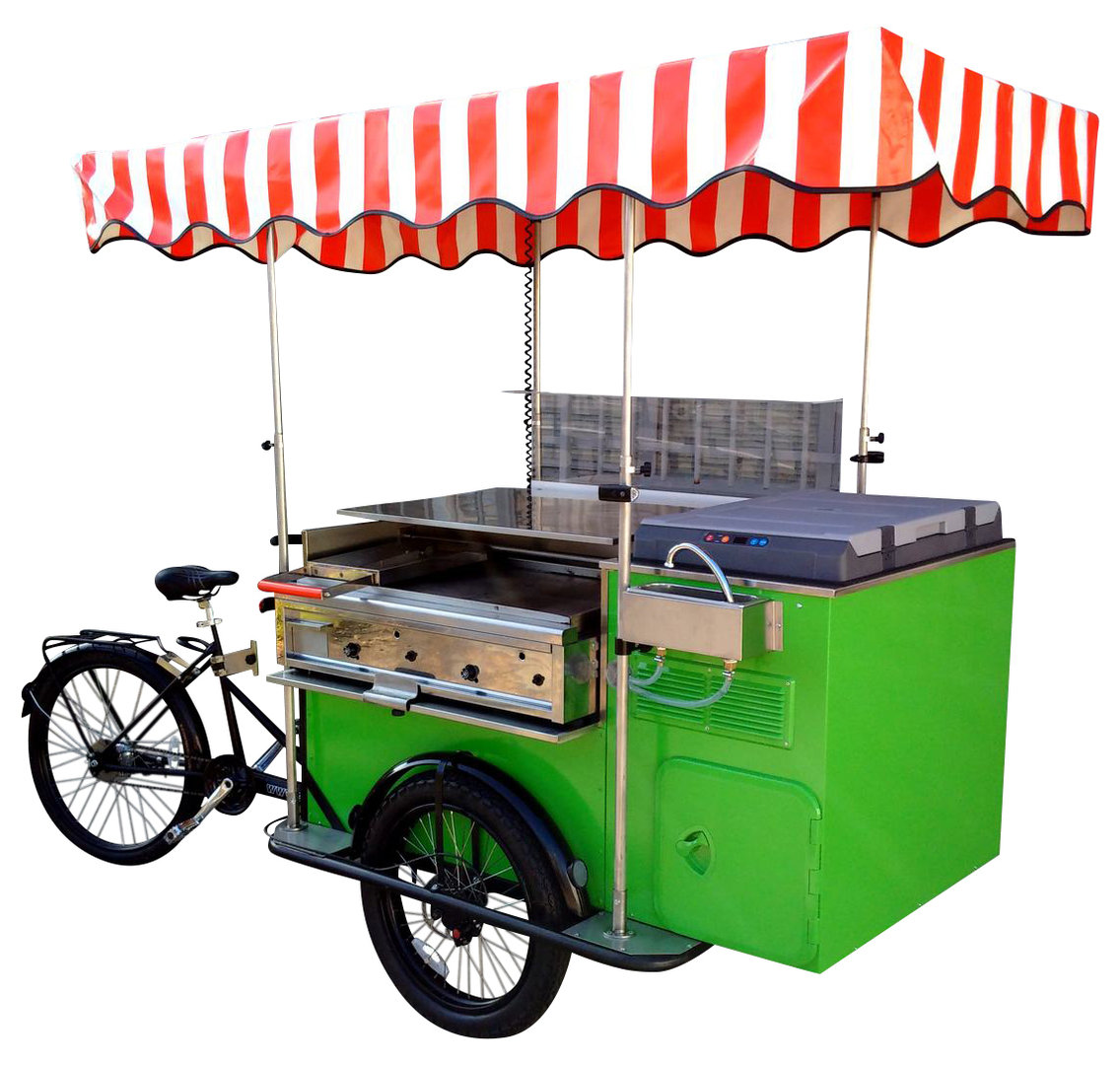 STREET FOOD BIKE QUADRA BASIC CYCLOPE