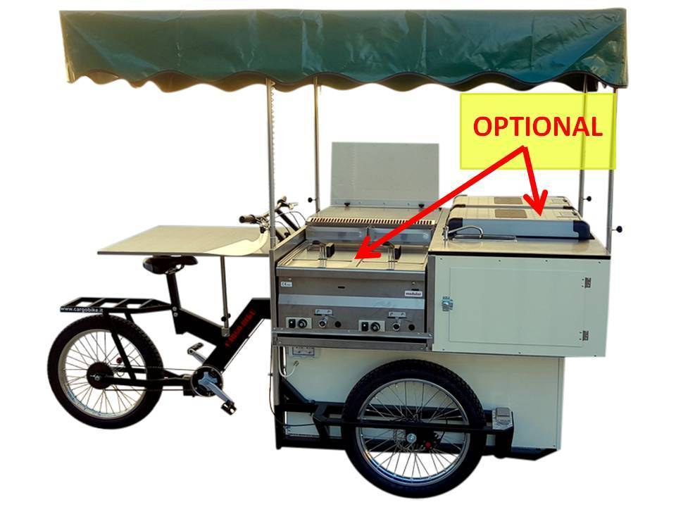 STREET FOOD BIKE CYCLO CHEF BASIC