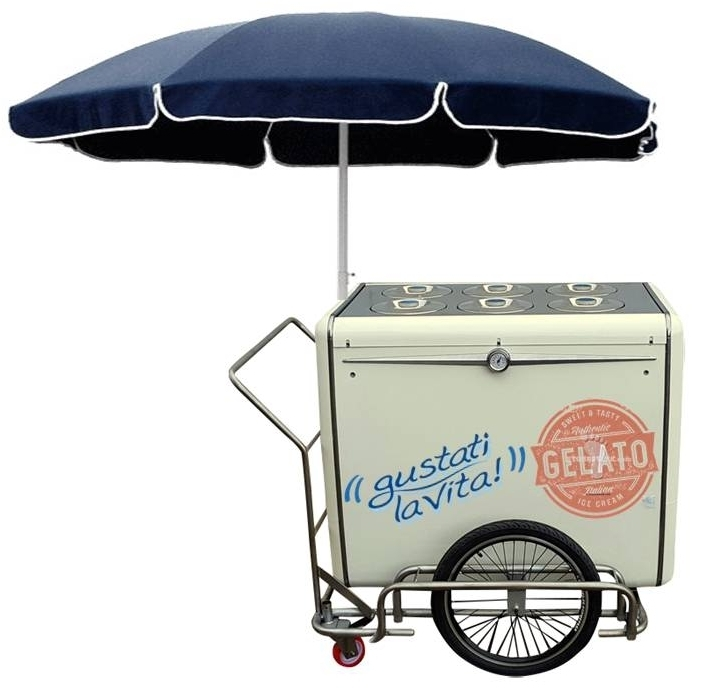 MIAMI BASIC CARRELLO SPINTA