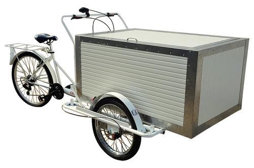 Tricicli Cargo con Allestimento Economico Senza i Macchinari 038cb9f204225