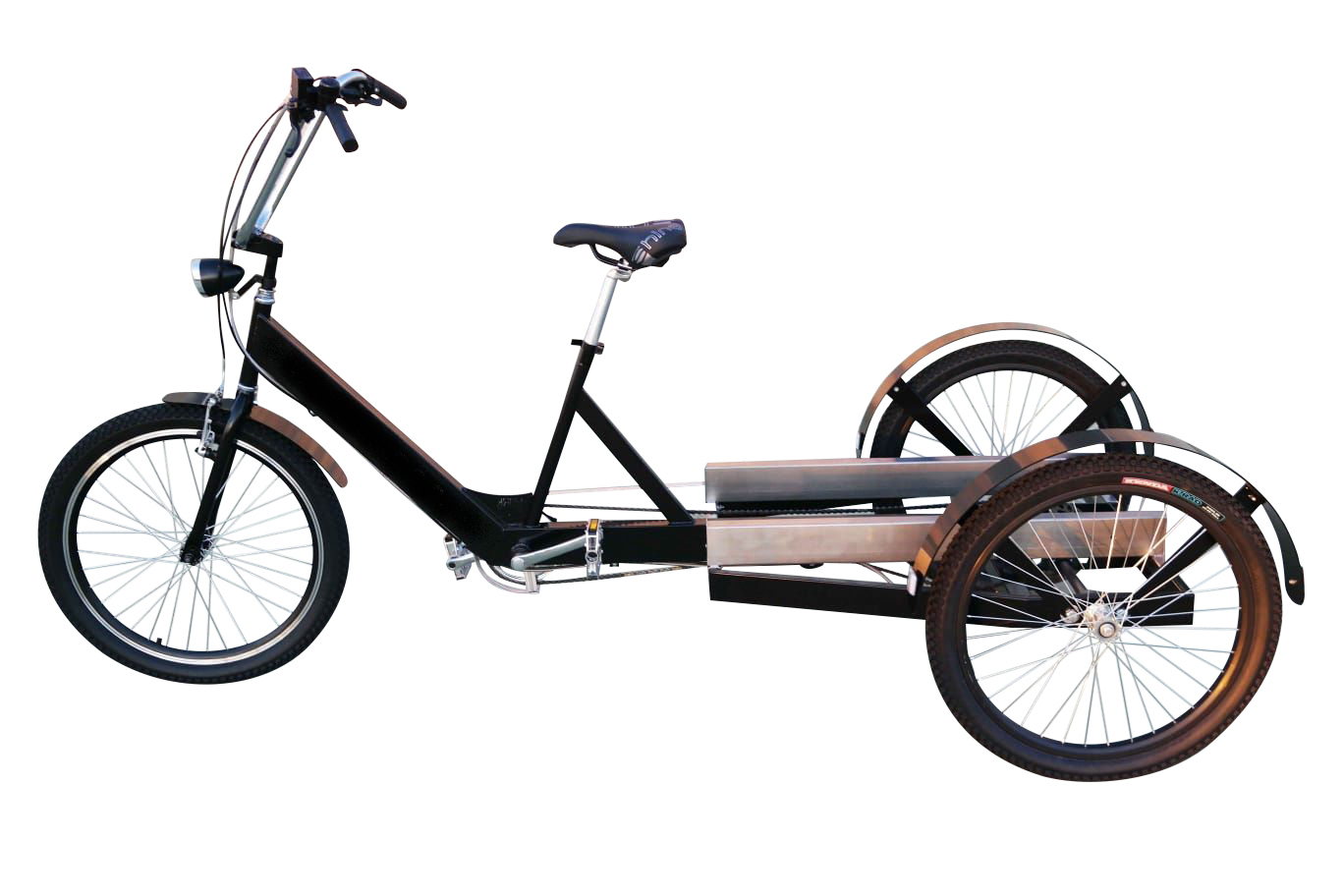 ITALIEN Dreirad Cargo Bike Heck mit Differential
