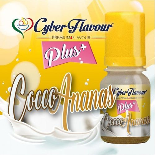 Cyber Flavour - AROMA COCCO ANANAS PLUS 10ML